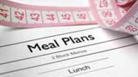Why meal plans probably won't work in the long term